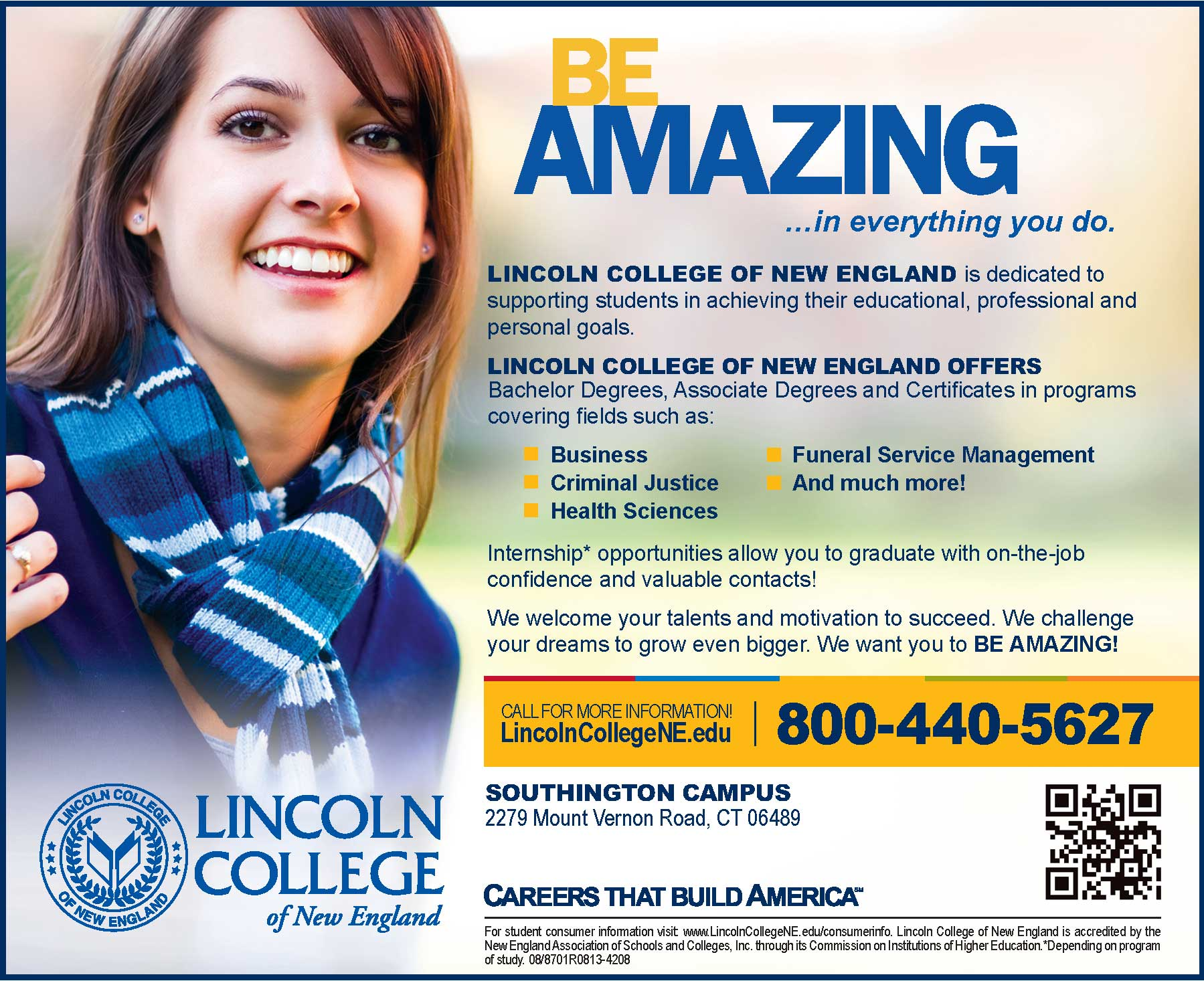 Image Gallery College Ads