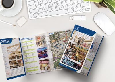 Centennial ICSC Tri-Fold Booklet