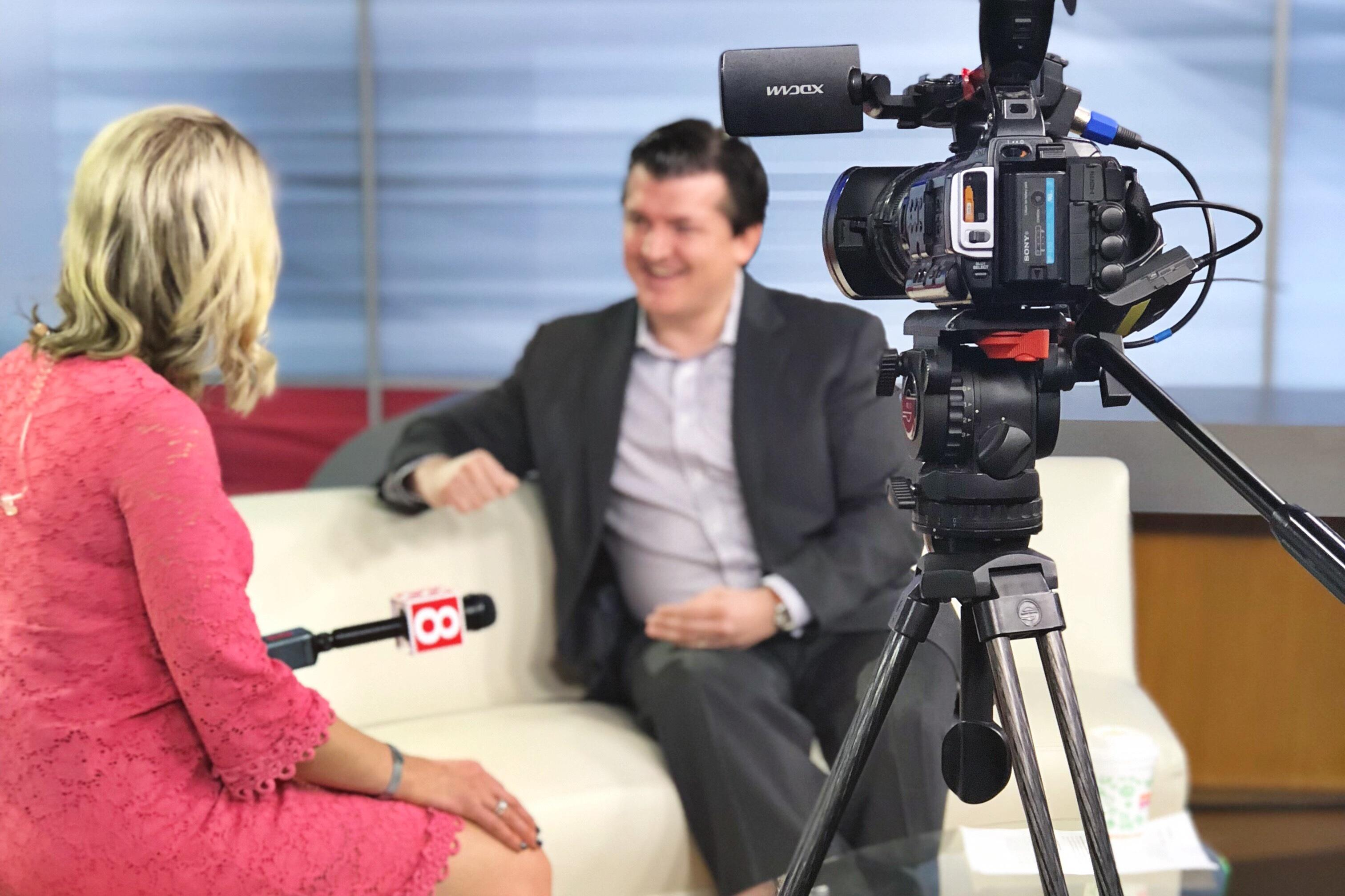 Image marketing consultants public relations interview