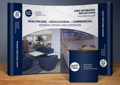 NDC Pop-Up Display